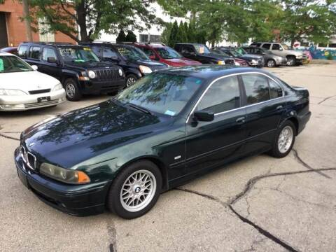 2002 BMW 5 Series for sale at Steve's Auto Sales in Madison WI