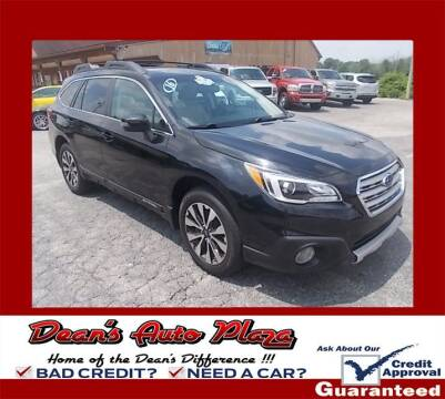 2016 Subaru Outback for sale at Dean's Auto Plaza in Hanover PA