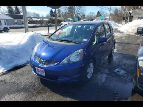 2013 Honda Fit for sale at Colonial Motors in Mine Hill NJ