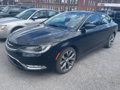2015 Chrysler 200 for sale at Turner's Inc in Weston WV