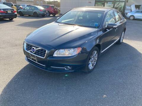 2011 Volvo S80 for sale at MAGIC AUTO SALES in Little Ferry NJ