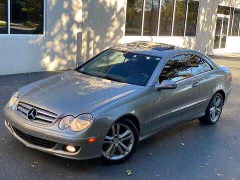 2006 Mercedes-Benz CLK for sale at ALIC MOTORS in Boise ID