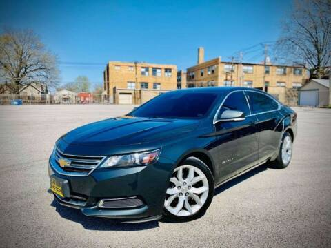 2014 Chevrolet Impala for sale at ARCH AUTO SALES in St. Louis MO