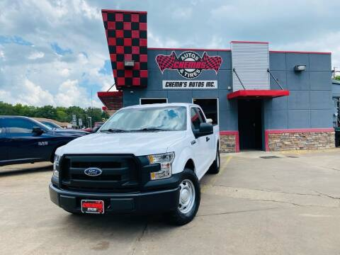 2016 Ford F-150 for sale at Chema's Autos & Tires in Tyler TX