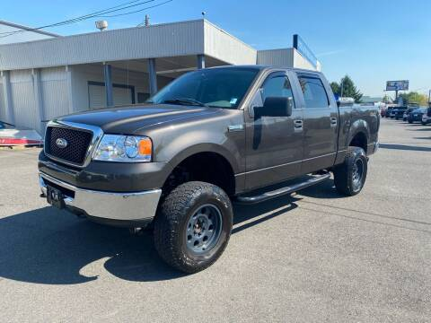 2007 Ford F-150 for sale at Vista Auto Sales in Lakewood WA