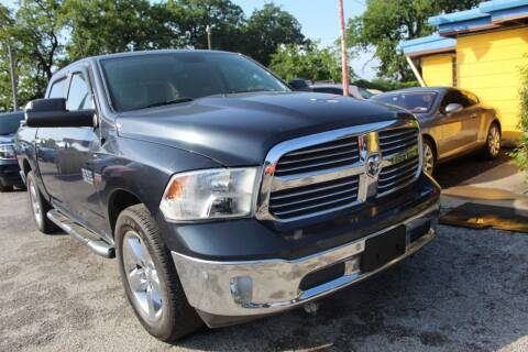 2014 RAM Ram Pickup 1500 for sale at Global Vehicles,Inc in Irving TX