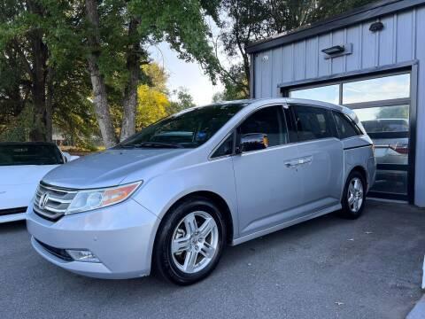 2011 Honda Odyssey for sale at Luxury Auto Company in Cornelius NC