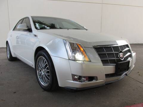 2009 Cadillac CTS for sale at QUALITY MOTORCARS in Richmond TX