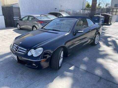 2007 Mercedes-Benz CLK for sale at Hunter's Auto Inc in North Hollywood CA