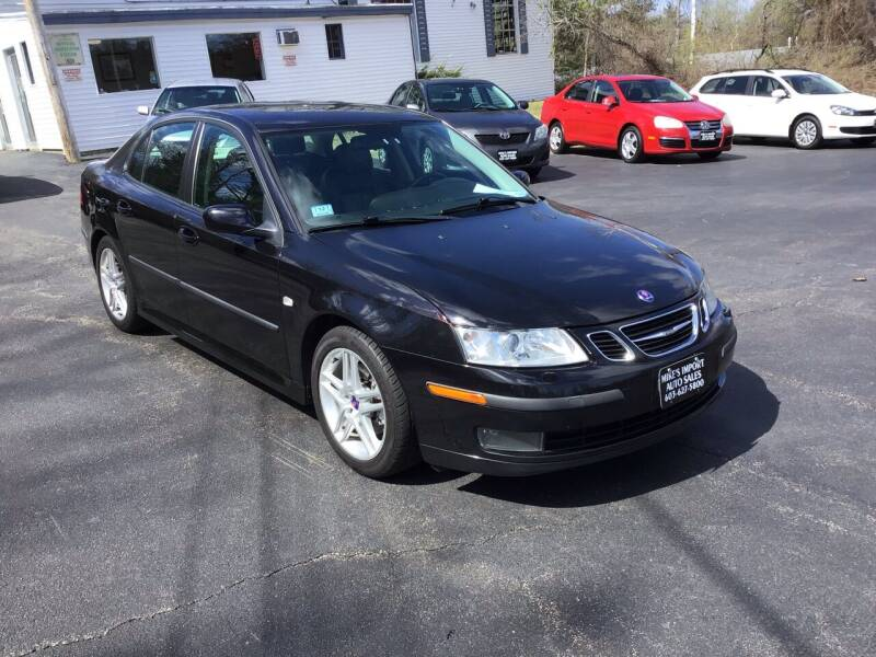 2007 Saab 9-3 for sale at Mikes Import Auto Sales INC in Hooksett NH