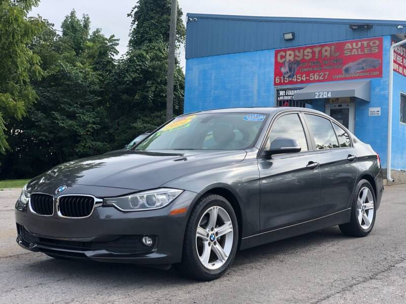 2014 BMW 3 Series for sale at Crystal Auto Sales Inc in Nashville TN