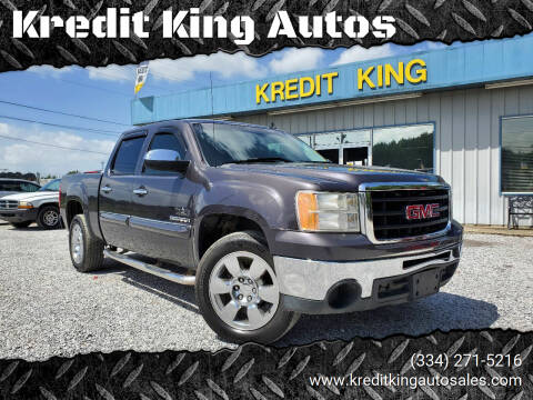2010 GMC Sierra 1500 for sale at Kredit King Autos in Montgomery AL