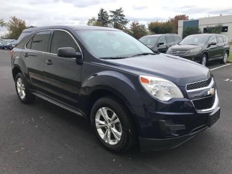 2015 Chevrolet Equinox for sale at SEIZED LUXURY VEHICLES LLC in Sterling VA