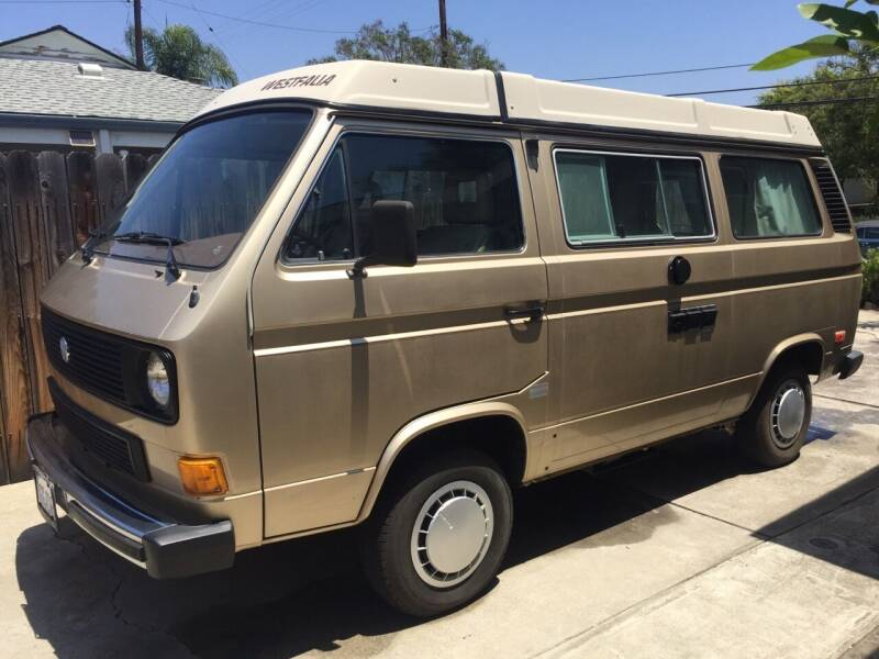 1985 Volkswagen Vanagon for sale at Milpas Motors Auto Gallery in Ventura CA
