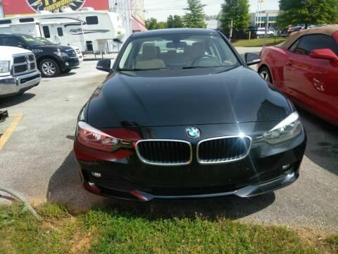 2015 BMW 3 Series for sale at AUTOPLEX 528 LLC in Huntsville AL