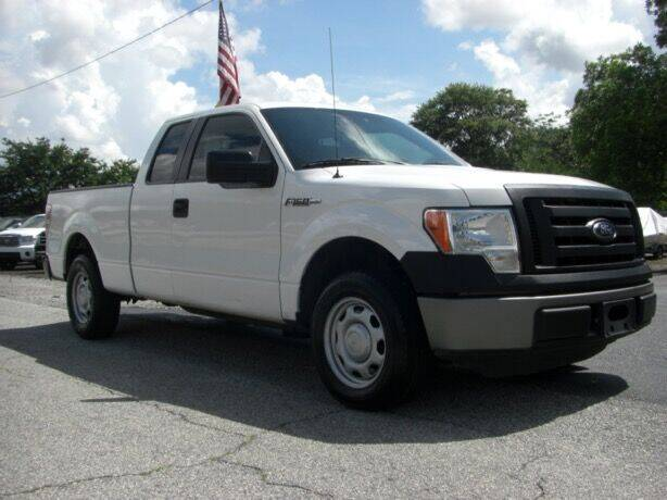2012 Ford F-150 for sale at Manquen Automotive in Simpsonville SC