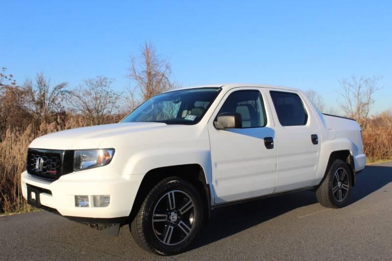 2014 Honda Ridgeline for sale at Vantage Auto Wholesale in Lodi NJ