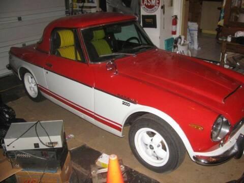 1969 Datsun 2000 for sale at Classic Car Deals in Cadillac MI