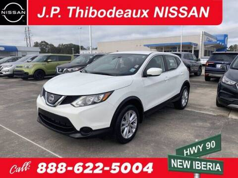 2019 Nissan Rogue Sport for sale at J P Thibodeaux Used Cars in New Iberia LA