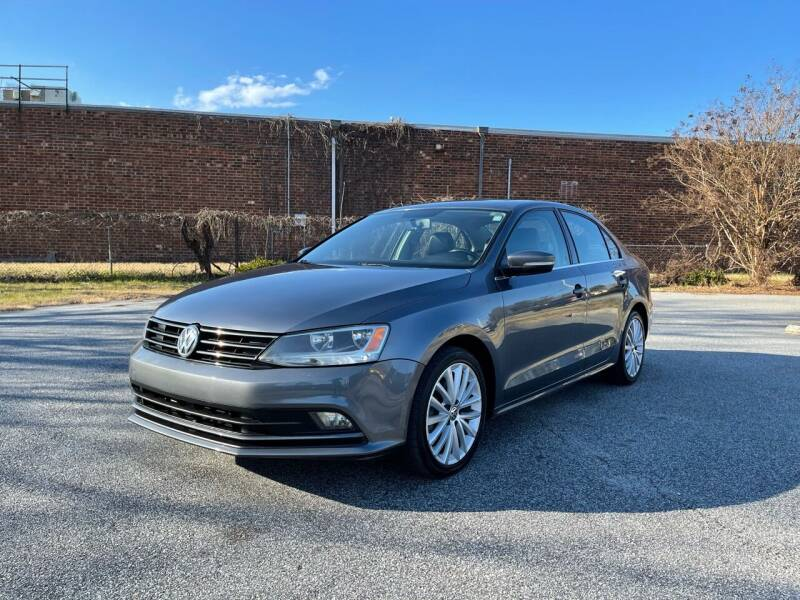 2015 Volkswagen Jetta for sale at RoadLink Auto Sales in Greensboro NC
