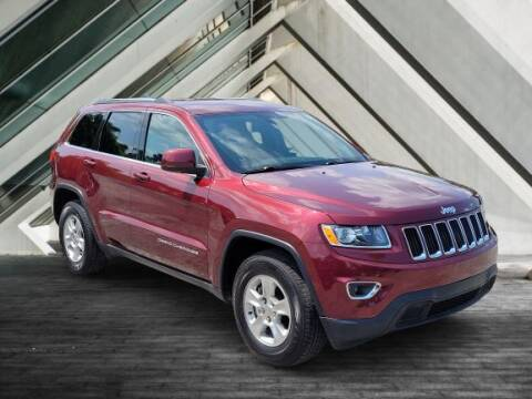 2016 Jeep Grand Cherokee for sale at Midlands Auto Sales in Lexington SC