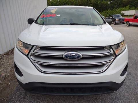 2018 Ford Edge for sale at CU Carfinders in Norcross GA