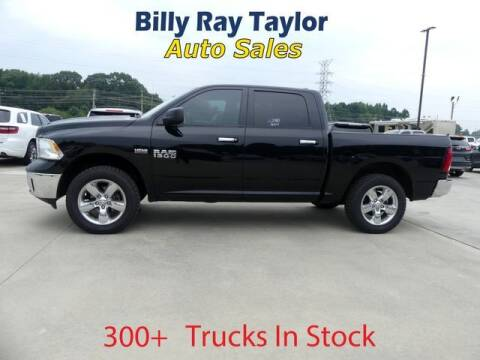 2014 RAM Ram Pickup 1500 for sale at Billy Ray Taylor Auto Sales in Cullman AL
