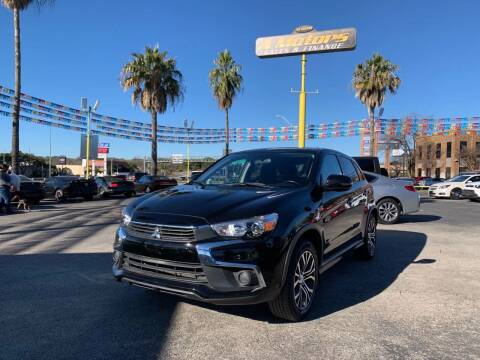 2016 Mitsubishi Outlander Sport for sale at A MOTORS SALES AND FINANCE - 5630 San Pedro Ave in San Antonio TX