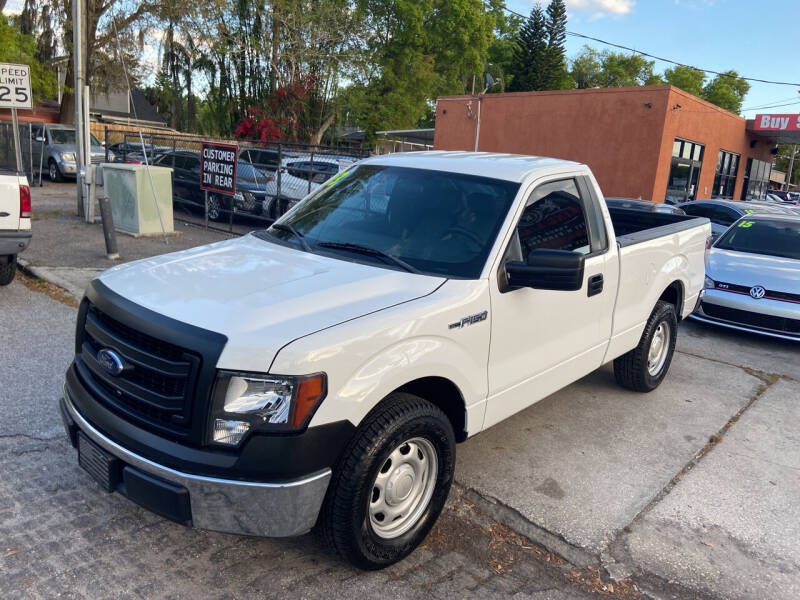 2013 Ford F-150 for sale at Kings Auto Group in Tampa FL
