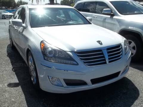 2011 Hyundai Equus for sale at PJ's Auto World Inc in Clearwater FL