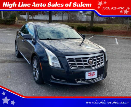 2014 Cadillac XTS for sale at High Line Auto Sales of Salem in Salem NH