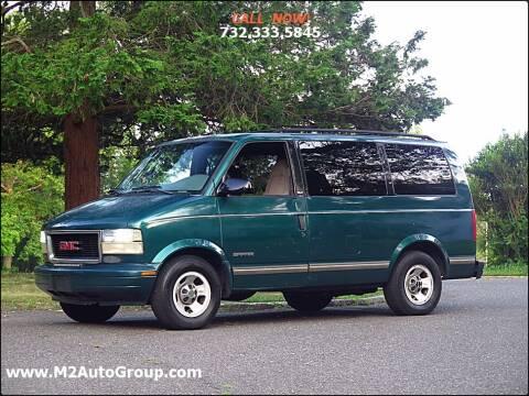 1998 GMC Safari for sale at M2 Auto Group Llc. EAST BRUNSWICK in East Brunswick NJ