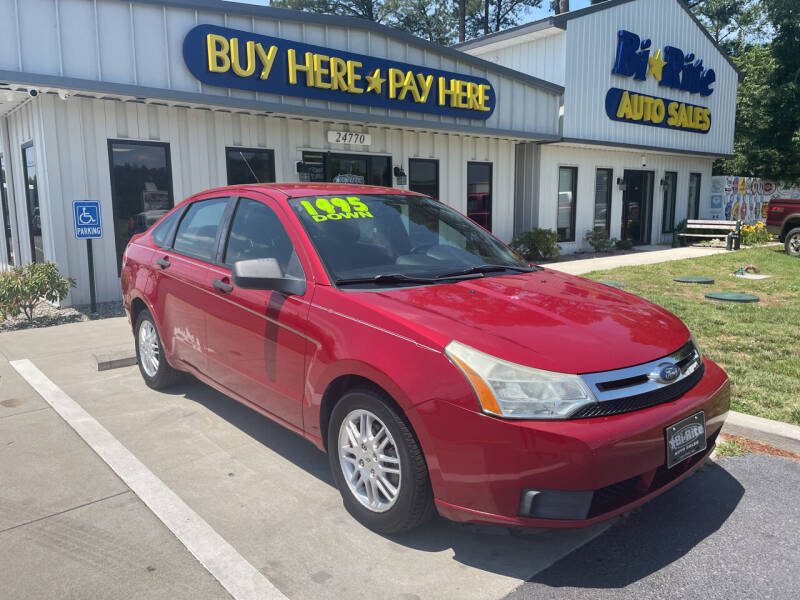 2010 Ford Focus for sale at Bi Rite Auto Sales in Seaford DE