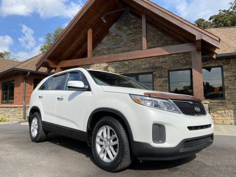 2015 Kia Sorento for sale at Auto Solutions in Maryville TN
