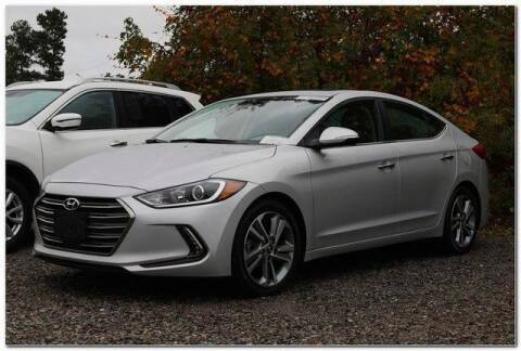 2017 Hyundai Elantra for sale at WHITE MOTORS INC in Roanoke Rapids NC