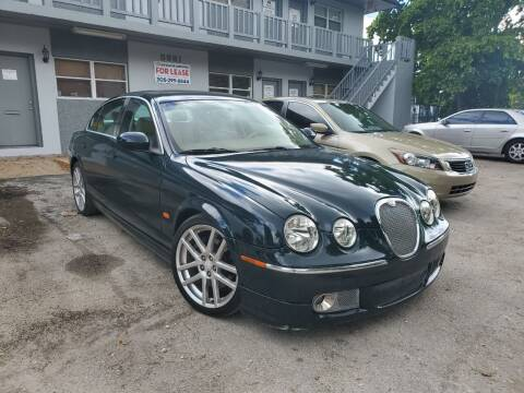 2006 Jaguar S-Type for sale at All Around Automotive Inc in Hollywood FL