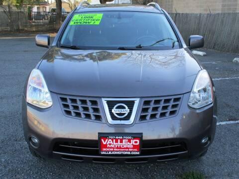 2010 Nissan Rogue for sale at Vallejo Motors in Vallejo CA