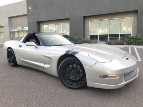 2002 Chevrolet Corvette for sale at San Diego Auto Solutions in Escondido CA