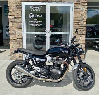 2020 Triumph Speed Twin for sale at GT Toyz Motor Sports & Marine - GT Toyz Powersports in Clifton Park NY