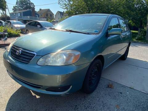 2005 Toyota Corolla for sale at White River Auto Sales in New Rochelle NY