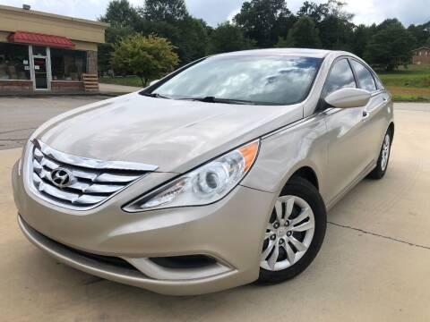 2011 Hyundai Sonata for sale at Gwinnett Luxury Motors in Buford GA