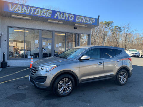 2013 Hyundai Santa Fe Sport for sale at Vantage Auto Group in Brick NJ