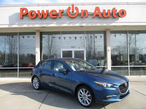 2017 Mazda MAZDA3 for sale at Power On Auto LLC in Monroe NC
