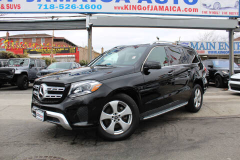 2017 Mercedes-Benz GLS for sale at MIKEY AUTO INC in Hollis NY
