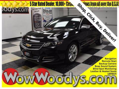 2018 Chevrolet Impala for sale at WOODY'S AUTOMOTIVE GROUP in Chillicothe MO