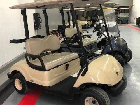 2016 Yamaha Gas Golf Car for sale at Curry's Body Shop in Osborne KS