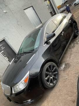 2012 Buick LaCrosse for sale at Keyser Autoland llc in Scranton PA