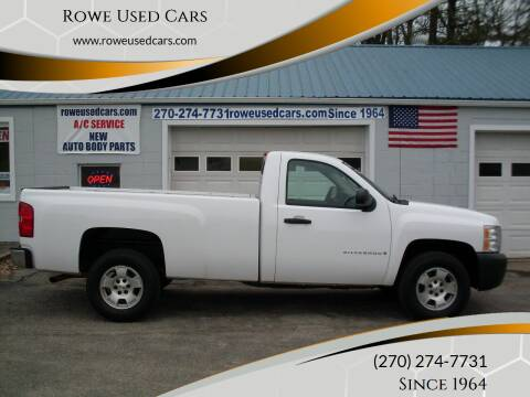 2008 Chevrolet Silverado 1500 for sale at Rowe Used Cars in Beaver Dam KY