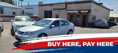 2010 Chevrolet Cobalt for sale at Auto Solutions in Mesa AZ