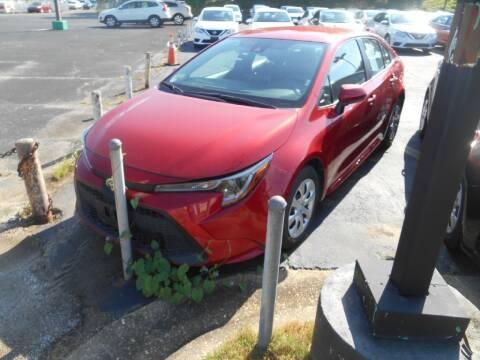 2020 Toyota Corolla for sale at AUTO MART in Montgomery AL